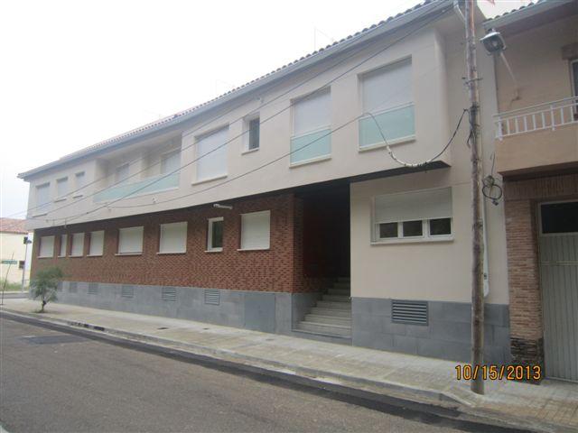 Fachada Calle Balsas nº 8
