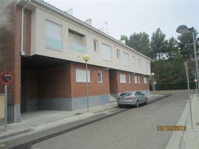 Fachada Calle Aragon nº 2